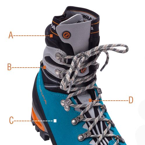 Mont Blanc Pro GTX WMN-001