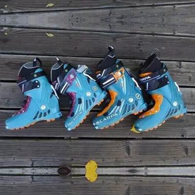 F1 2.0 - 登山滑雪靴