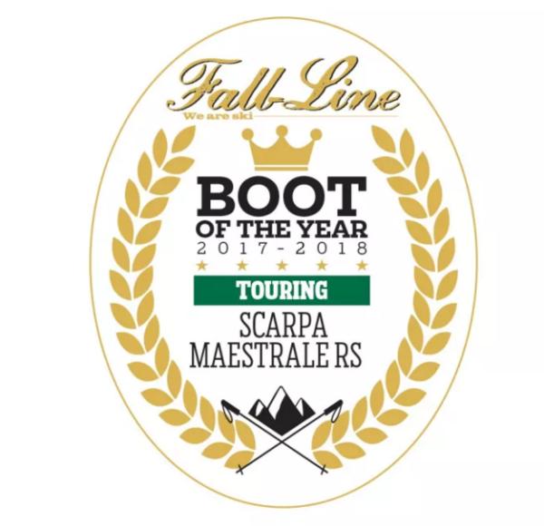 年度登山滑雪靴 —— MAESTRALE RS / GEA RS