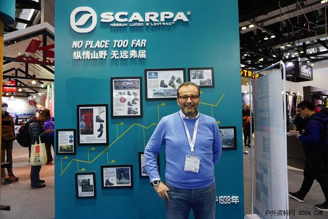 SCARPA全球CEO SANDRO:制造最适合中国人的户外鞋