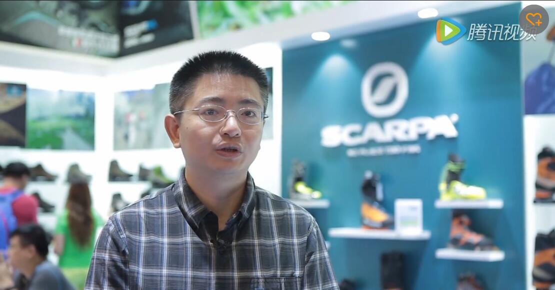 我和亚展——SCARPA陈广宙专访(视频)