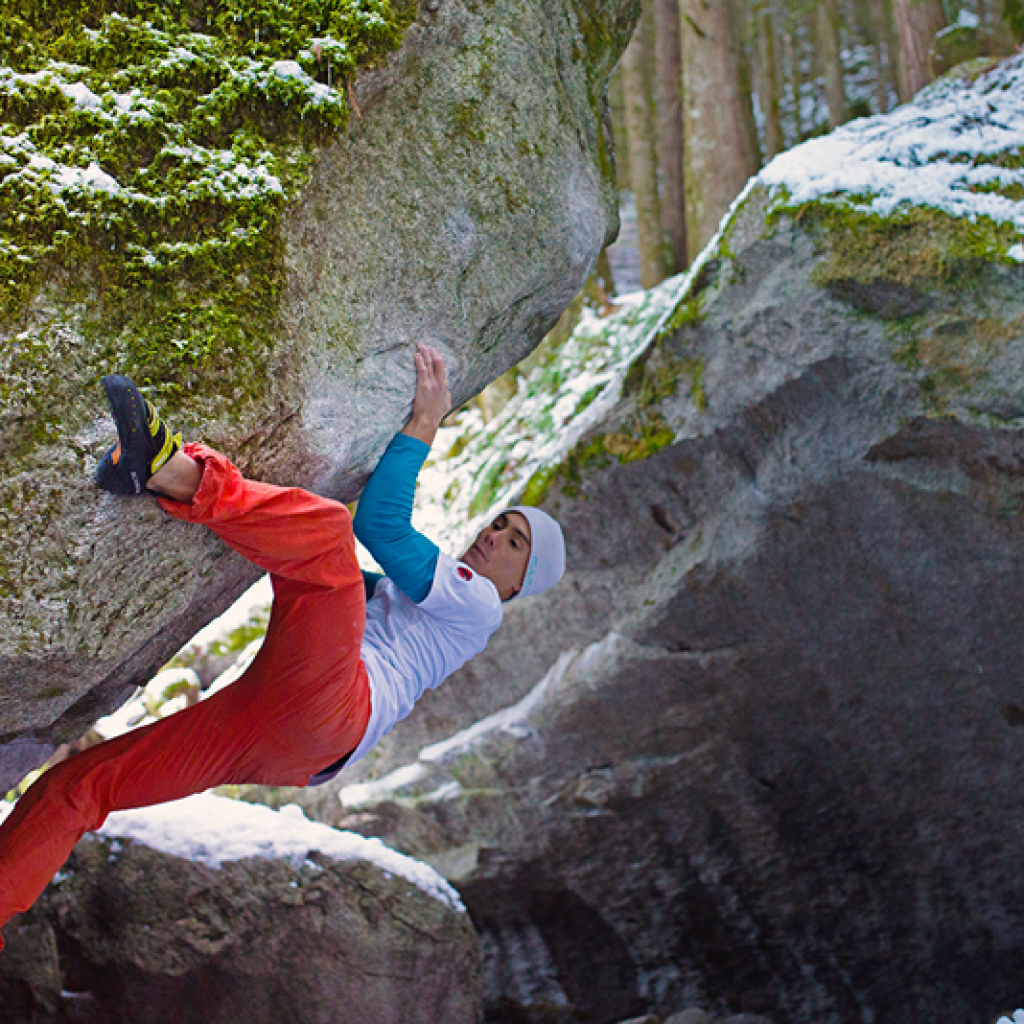对话世界攀岩冠军SEAN MCCOLL