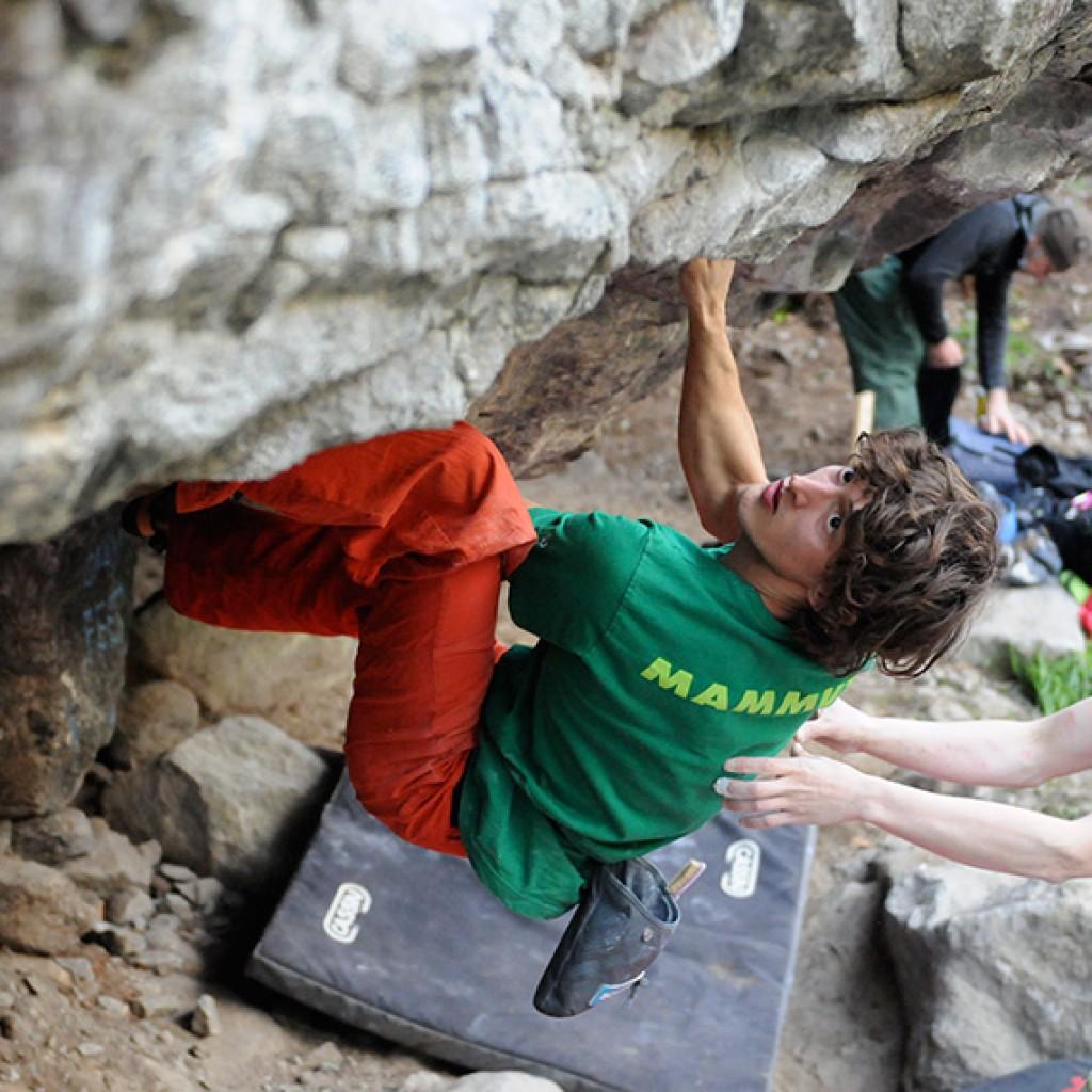 对话意大利实力攀岩者Francesco Vettorata