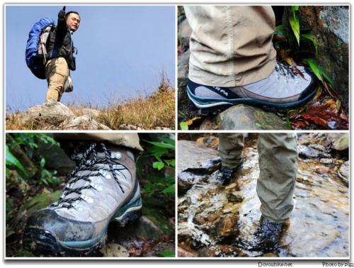 SCARPA Kailash Gtx徒步鞋评测报告10
