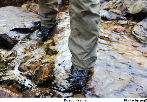 SCARPA Kailash Gtx徒步鞋评测报告13