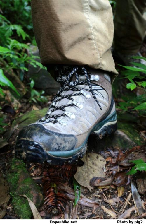 SCARPA Kailash Gtx徒步鞋评测报告14
