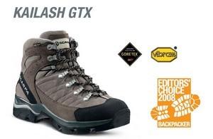 SCARPA Kailash Gtx徒步鞋评测报告2