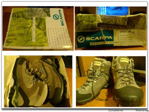 SCARPA Kailash Gtx徒步鞋评测报告3