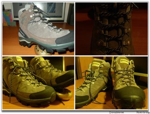 SCARPA Kailash Gtx徒步鞋评测报告4