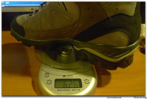SCARPA Kailash Gtx徒步鞋评测报告5