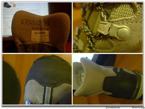 SCARPA Kailash Gtx徒步鞋评测报告6