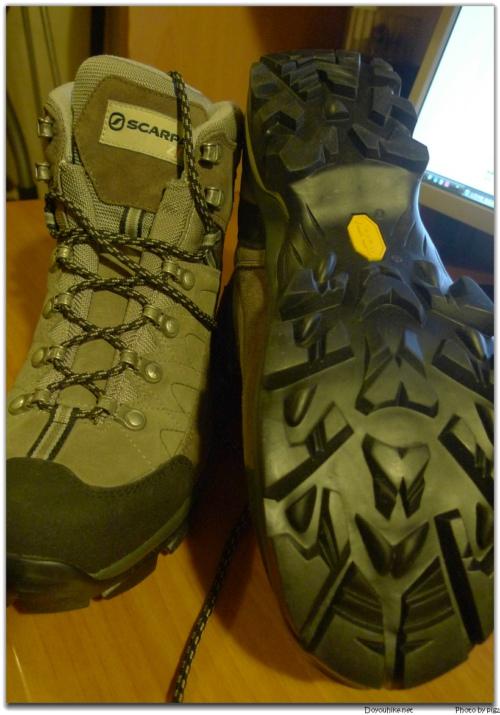 SCARPA Kailash Gtx徒步鞋评测报告7