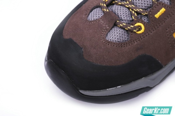 SCARPA moraine GTX徒步鞋开箱简测7