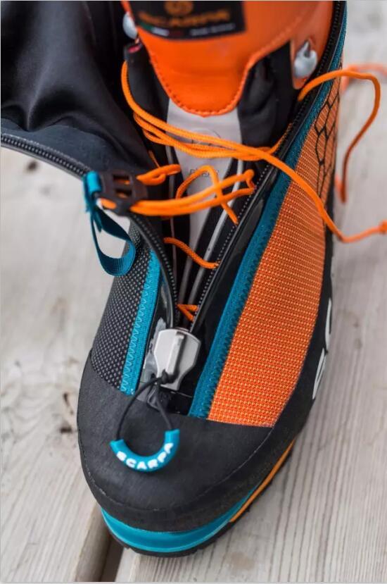 【开箱】 SCARPA 高海拔攀登靴幻影技术版-1