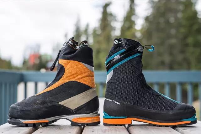 【开箱】 SCARPA 高海拔攀登靴幻影技术版-2