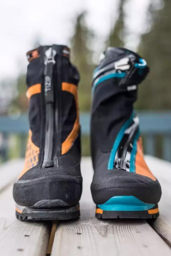 【开箱】 SCARPA 高海拔攀登靴幻影技术版-3