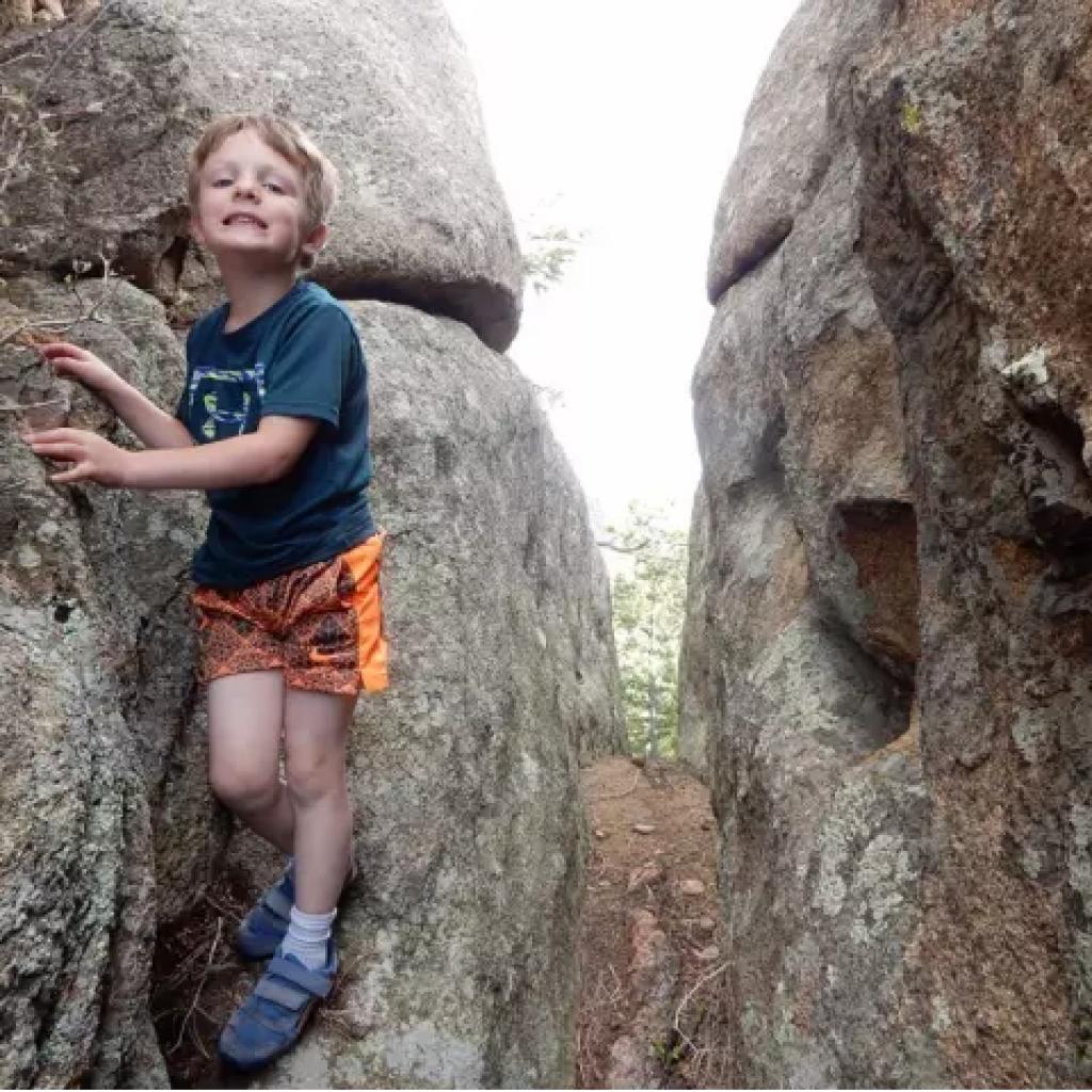 如何将攀岩传递给孩子?