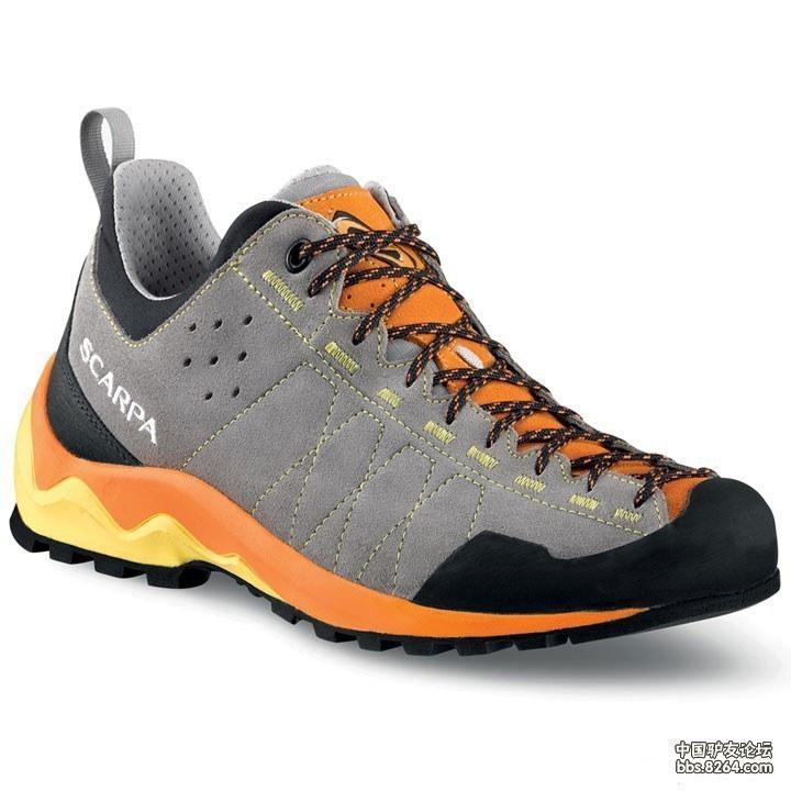 攀爬 徒步 城市 休闲都胜任的Scarpa接近鞋—— Vitamin-1