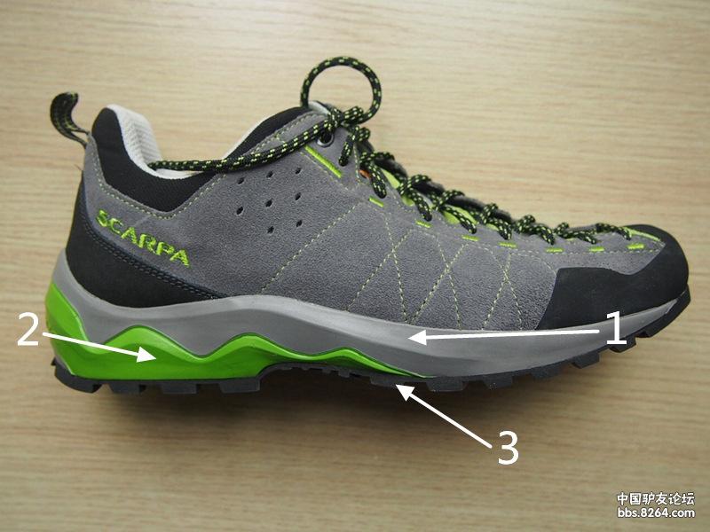 攀爬 徒步 城市 休闲都胜任的Scarpa接近鞋—— Vitamin-10