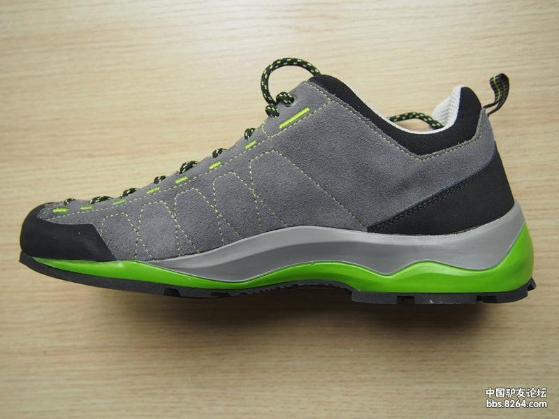 攀爬 徒步 城市 休闲都胜任的Scarpa接近鞋—— Vitamin-11