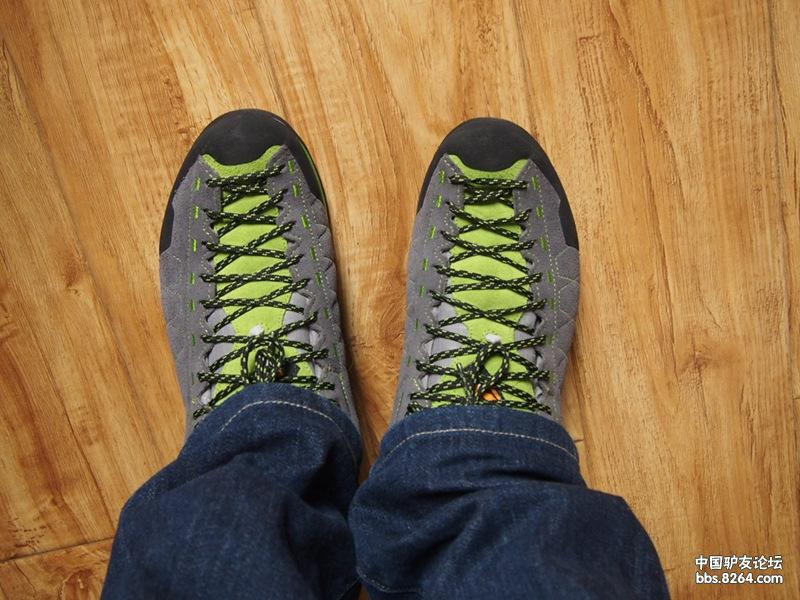 攀爬 徒步 城市 休闲都胜任的Scarpa接近鞋—— Vitamin-15