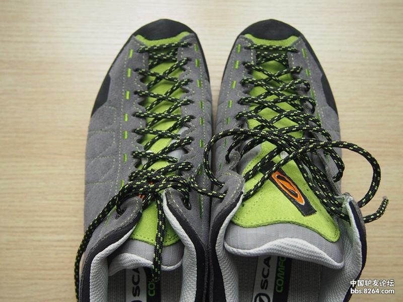 攀爬 徒步 城市 休闲都胜任的Scarpa接近鞋—— Vitamin-35