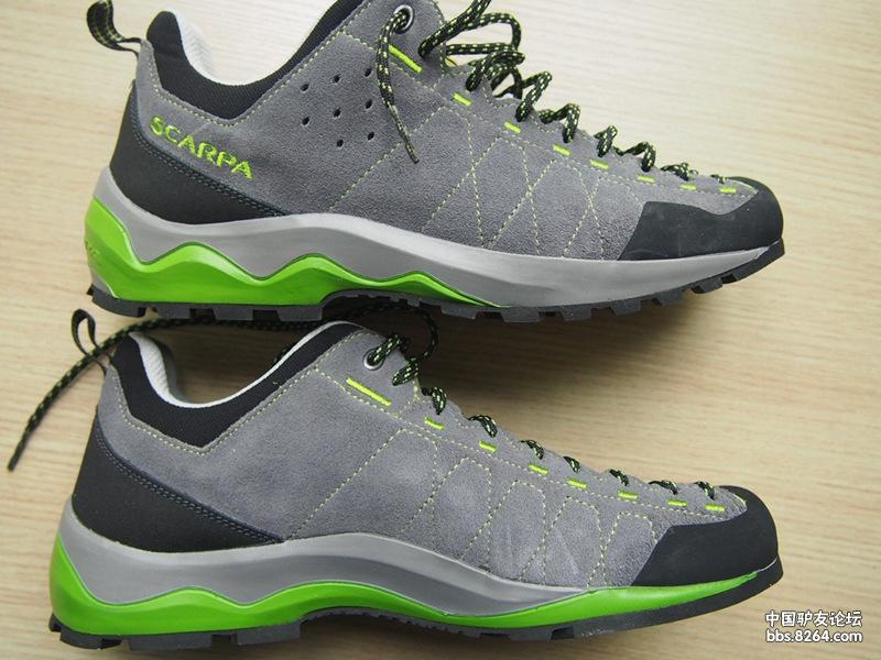 攀爬 徒步 城市 休闲都胜任的Scarpa接近鞋—— Vitamin-36