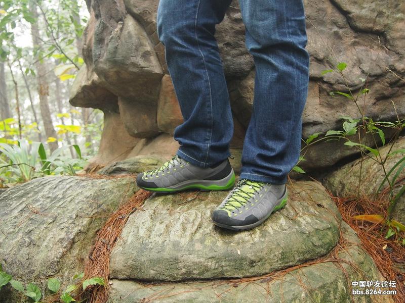 攀爬 徒步 城市 休闲都胜任的Scarpa接近鞋—— Vitamin-39
