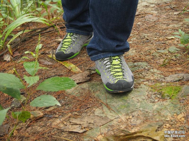 攀爬 徒步 城市 休闲都胜任的Scarpa接近鞋—— Vitamin-43