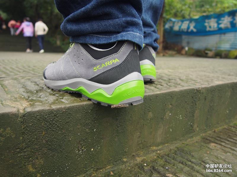 攀爬 徒步 城市 休闲都胜任的Scarpa接近鞋—— Vitamin-45