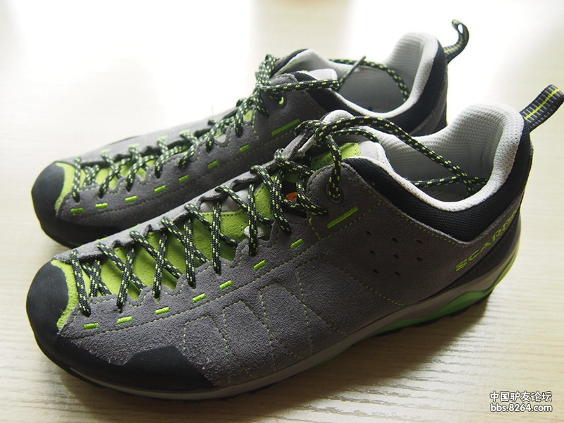 攀爬 徒步 城市 休闲都胜任的Scarpa接近鞋—— Vitamin-9