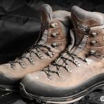 Scarpa Kinesis Pro GTX(动能 专业版)登山鞋测评-2