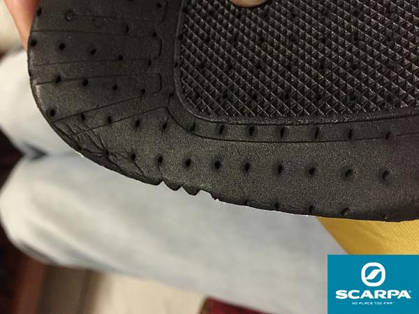 SCARPA Magarita GTX 户外休闲鞋 开箱 (17)