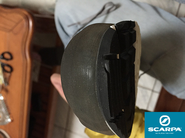 SCARPA Magarita GTX 户外休闲鞋 开箱 (6)