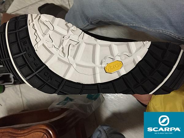 SCARPA Magarita GTX 户外休闲鞋 开箱 (7)