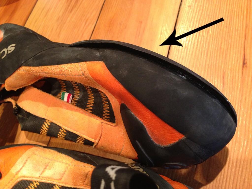 【干货】攀岩鞋夏季保养须知