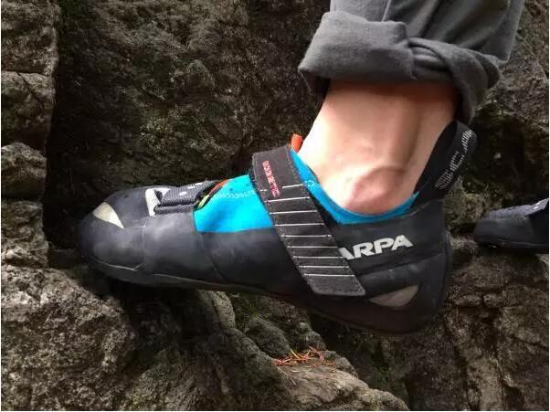 竞技抱石——Scarpa Boostic攀岩鞋测评-3