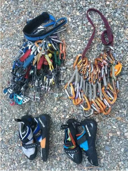 竞技抱石——Scarpa Boostic攀岩鞋测评-4