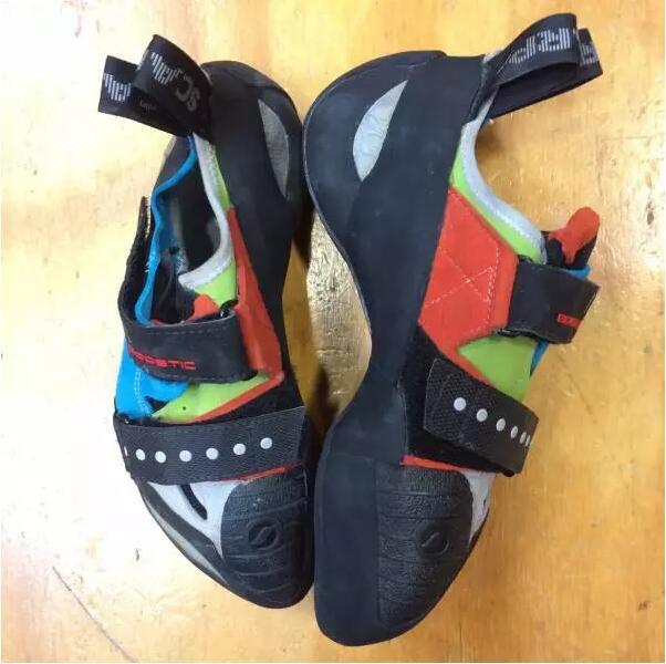 竞技抱石——Scarpa Boostic攀岩鞋测评-6