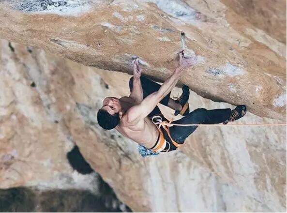 SCARPA的攀岩鞋之道-1