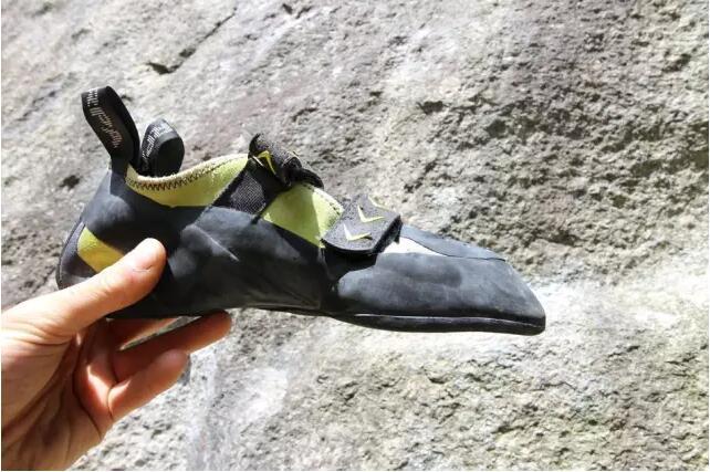 SCARPA经典攀岩鞋升级——Vapor V-2