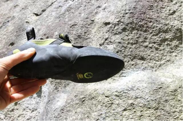 SCARPA经典攀岩鞋升级——Vapor V-3