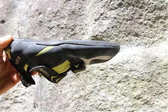 SCARPA经典攀岩鞋升级——Vapor V-5