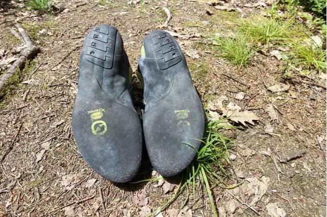 SCARPA经典攀岩鞋升级——Vapor V-6