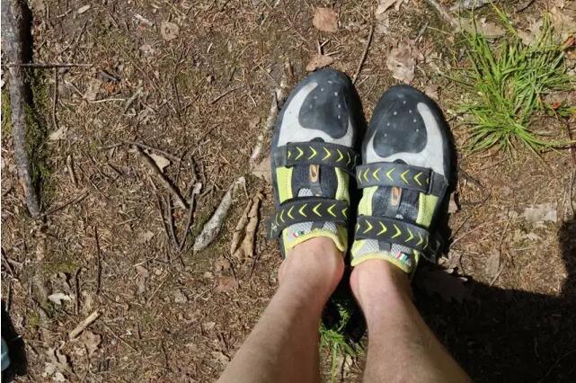 SCARPA经典攀岩鞋升级——Vapor V-7