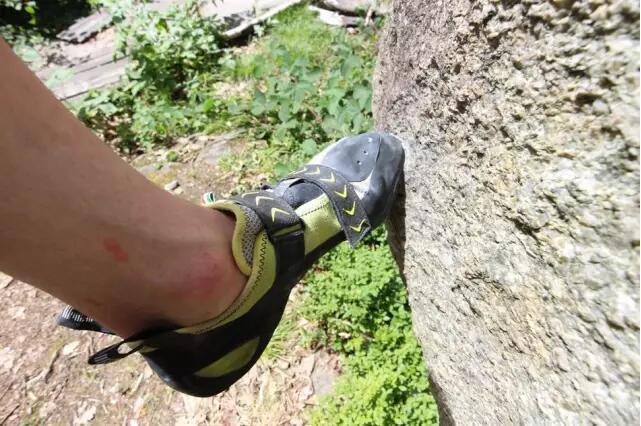 SCARPA经典攀岩鞋升级——Vapor V-8