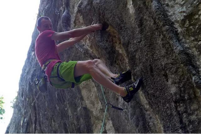 SCARPA经典攀岩鞋升级——Vapor V-9