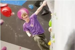 任何人都可以攀岩 —— 攀岩选手Matthew Philips访谈-3