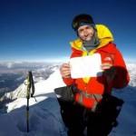 13 小时攀登希夏邦马峰南坡1