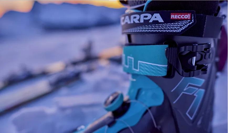 SCARPA首款配有RECCO® 系统的登山滑雪靴